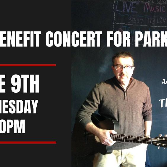 Live Benefit Concert for Parkinson's Disease
