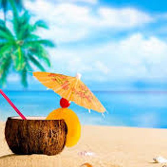 Beach Luau Dance Party!