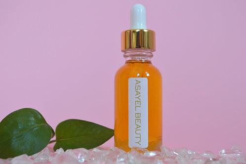 Anti Aging Rose Quartz oil