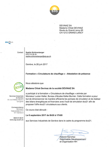 Circulateur_Certification