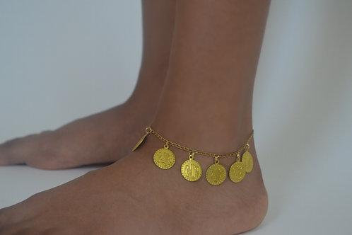 Indie anklet/bracelet