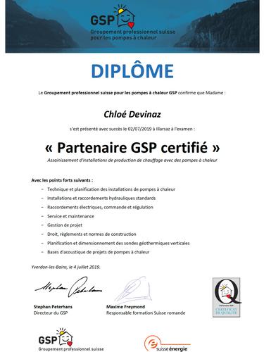 GSP_Certification