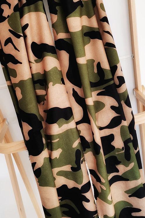 Fulard Camuflaje reversible