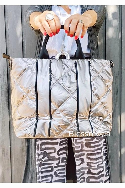 Bag Metalico Anorak