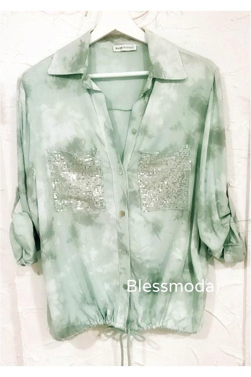 Camisa Glitter