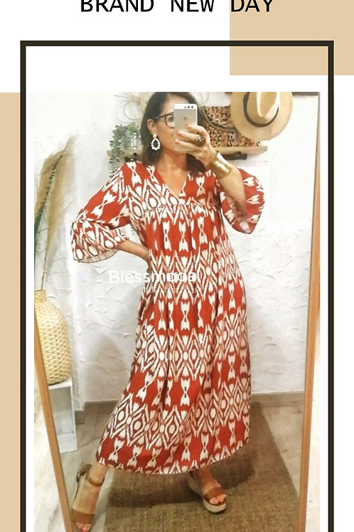 Dress Étnico