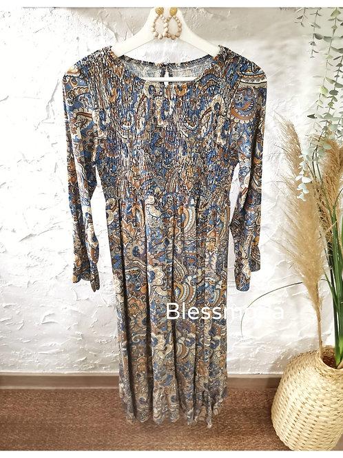 Dress Autumn Cachemir
