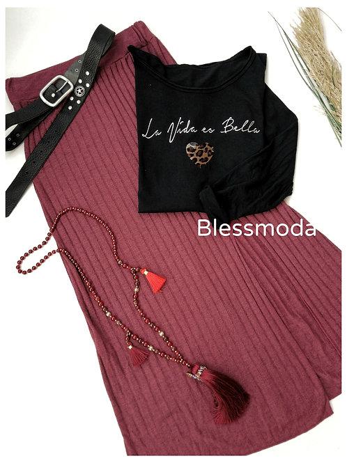 Camiseta La Vida es Bella
