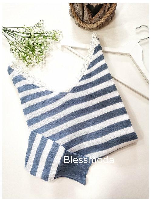 Jersey puntilla Stripes