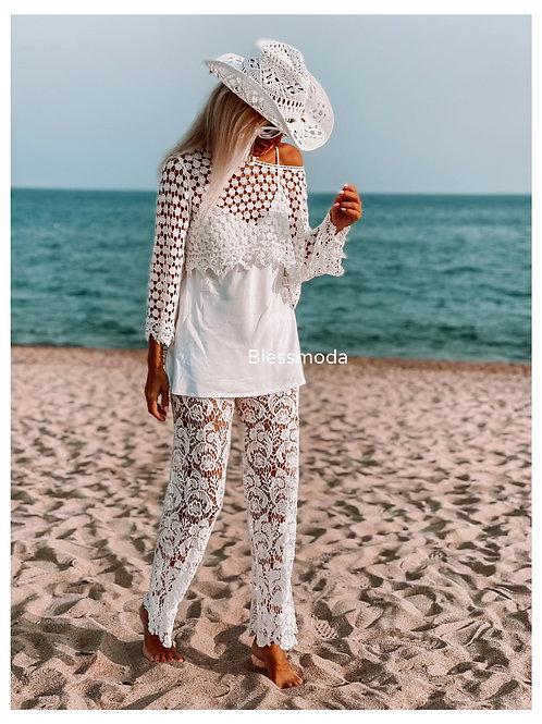 Pantalón Crochet