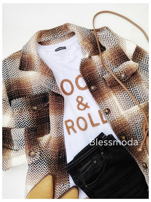 Camiseta Rock and Rock
