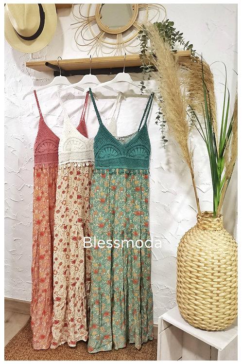 Dress Crochet Menorca