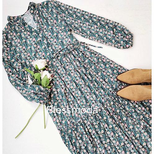 Dress Rosita Flower