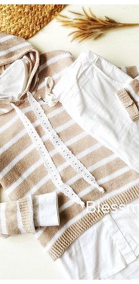Jersey Fino Stripes