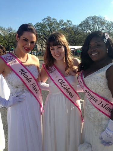 Cherry Blossom Princess Program 2015