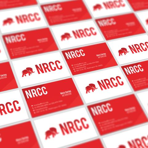 NRCC Business cards