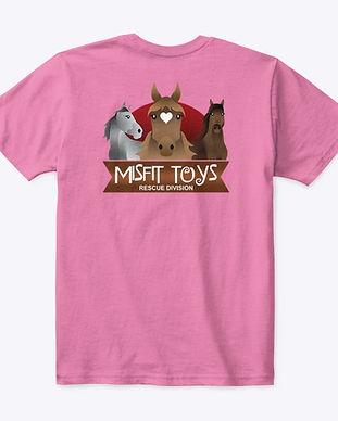 horse rescue shirt