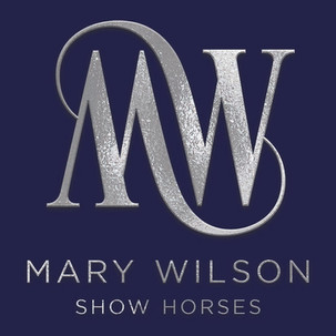 Mary Wilson Show Horses