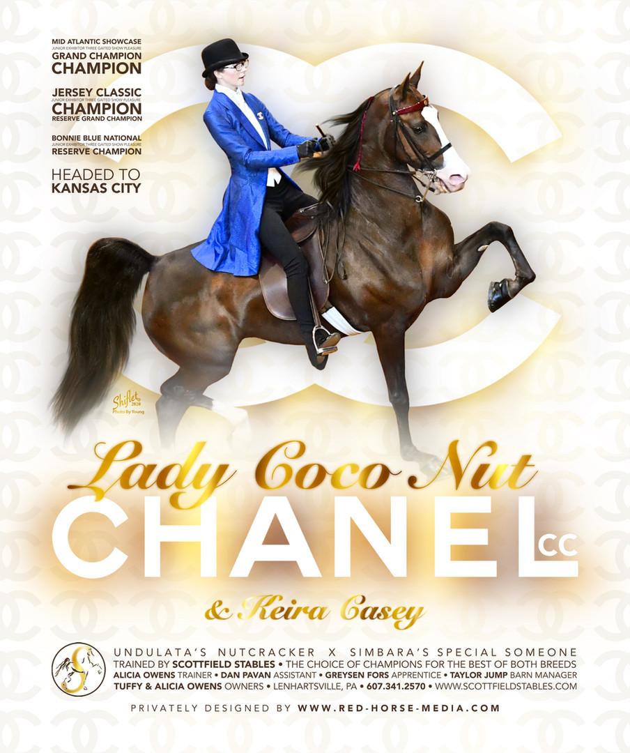 Lady Coco Nut Chanel Michelle Mahon.jpg