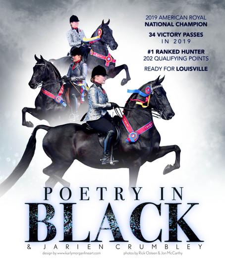 Poetry In Black