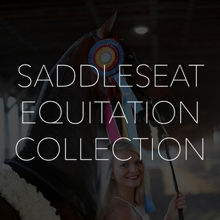 Saddleseat equitation
