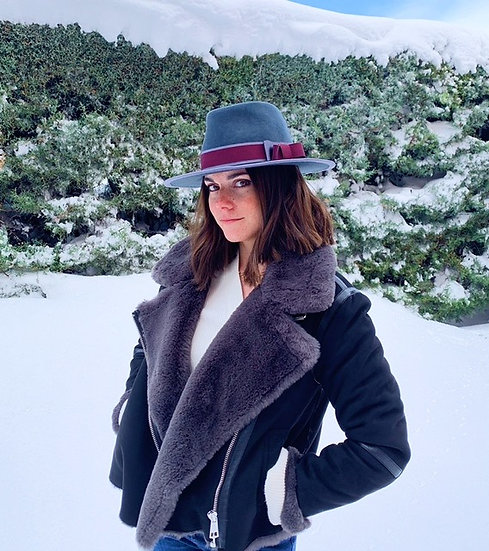 Trilby Gris Oscuro