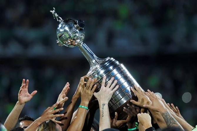 O Facebook vai transmitir a Copa Libertadores e a Champions League