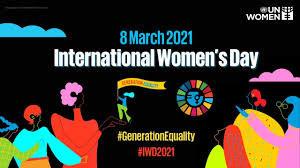 International Women's Day (#IWD2021)