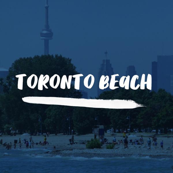 Toronto Beach Day