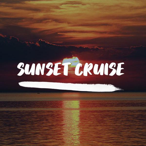 Boston Whaler Sunset Cruise