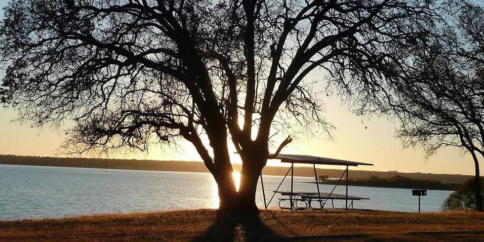 Camping Weekend Lake Whitney