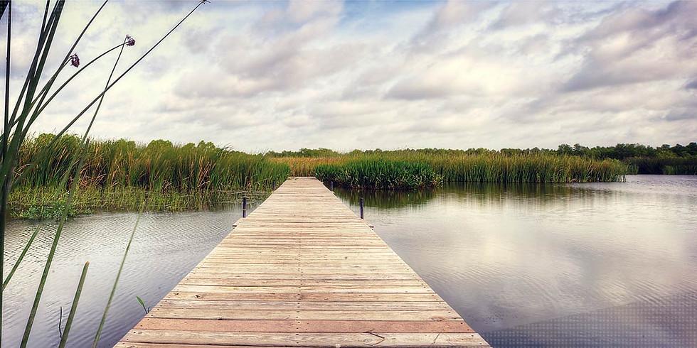 Waco Wetlands Hiking
