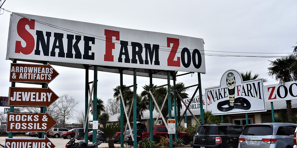 Animal  World & Snake Farm Zoo