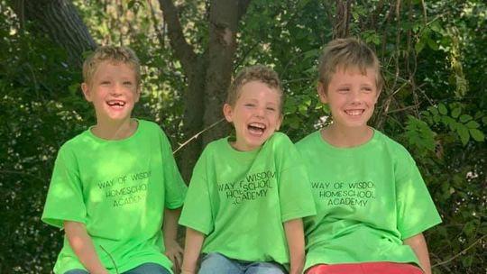 Customized Homeschool Shirts