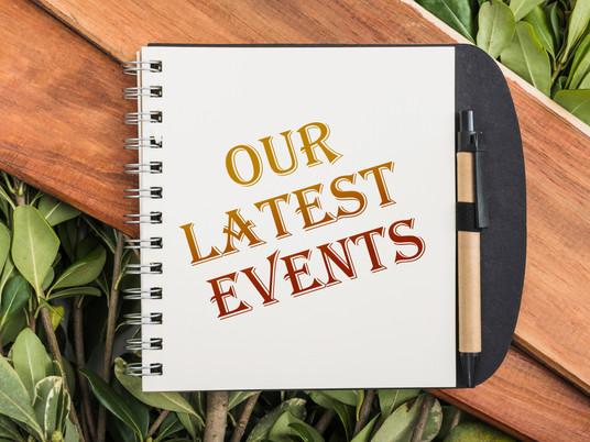 Upcoming Event / Activities