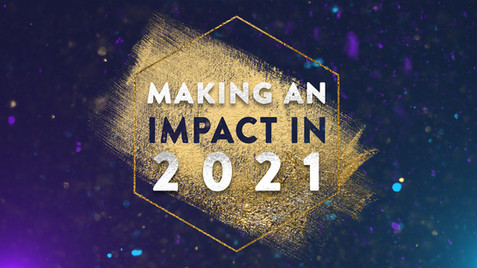 Making an Impact in 2021