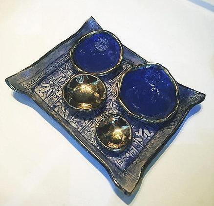 Japanese Pressed Plates