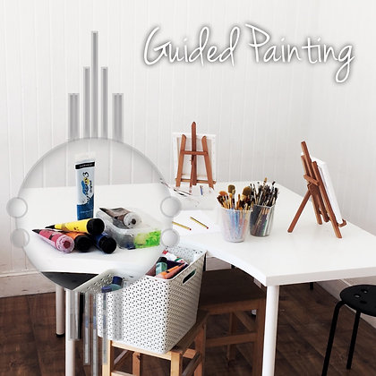 Guided Painting Workshop