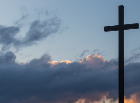 Theology from the cross pt.4