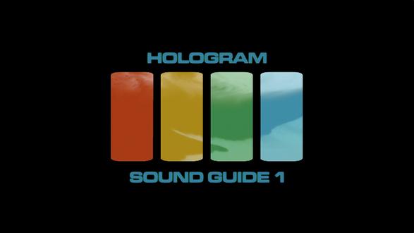 Sound Guide 1