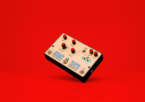 Hologram Dream Sequence Effects Pedal