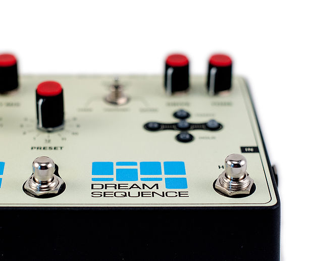 Pitch Shifting Effects Pedal