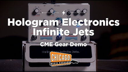Chicago Music Exchange Gear Demo Guitar Pedal
