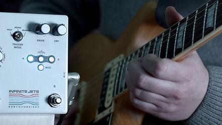 Glitch Guitar Pedal