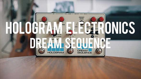 Dream Sequence - Living Room Gear Demos