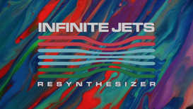 Infinite Jets: Resynthesizer - Real Time Audio Rearranging with Glitch B
