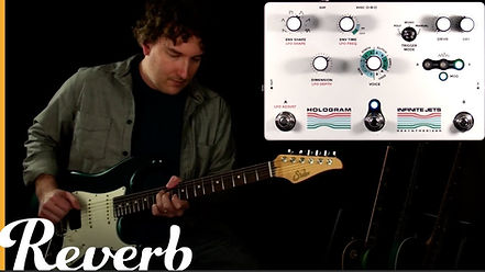 Andy Martin Guitar Demo