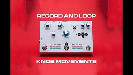 Synthesizer Guitar Pedal