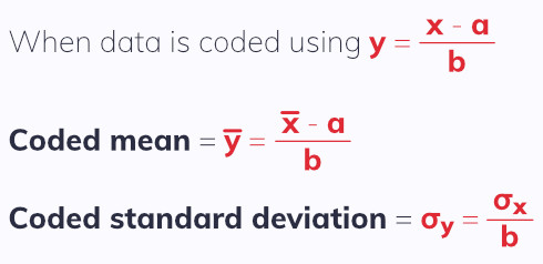 COding data, how to code a mean, how to code data, how to code the variance, how to code the standard deviation. Free online A-Level Maths Notes, EngineeringNotes.net, EngineeringNotes, Engineering Notes