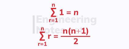 Sigma Notation. A-Level Maths Notes. GCSE Maths. EngineeringNotes.net, EngineeringNotes, Engineering Notes